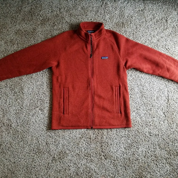 Patagonia Sweaters Nwot Mens Better Sweater Full Zip Medium Poshmark